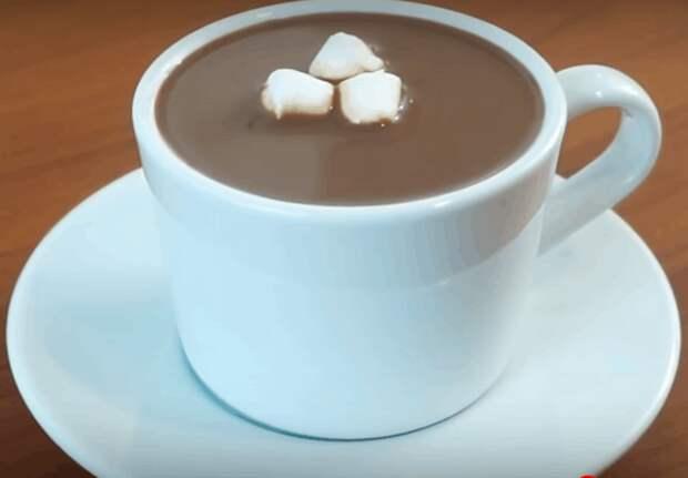 Сладкие секреты горячего шоколада из Италии и Америки