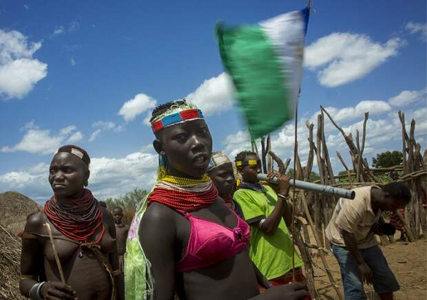 Глобализация в Эфиопии