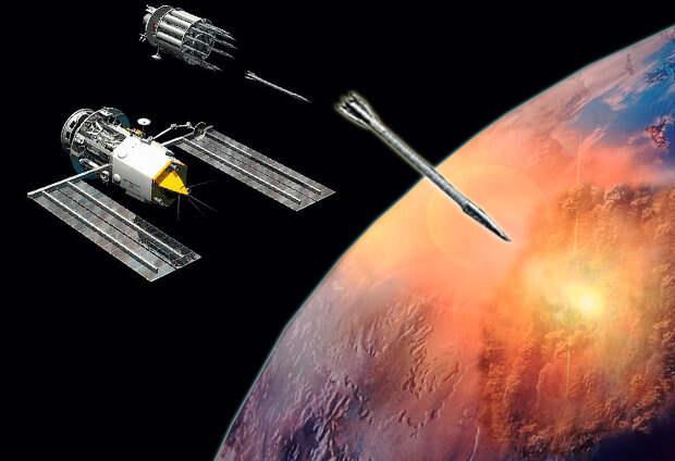 Калеб Ларсен назвал самое нелепое космическое оружие США