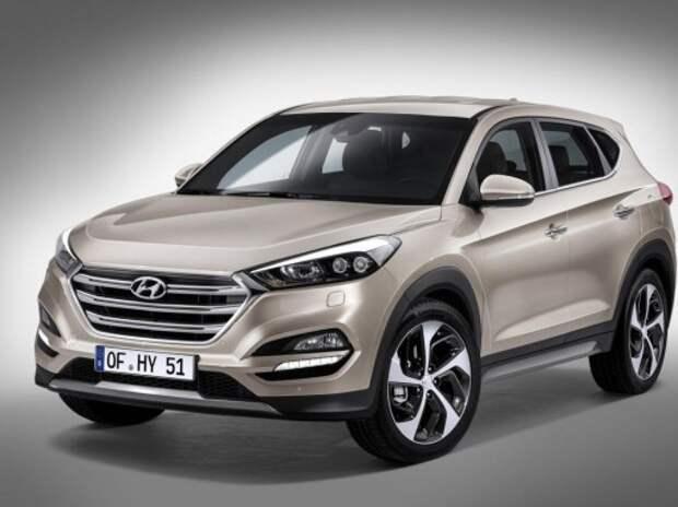 Hyundai представила сменщика ix35 – кроссовер Tucson (ВИДЕО)