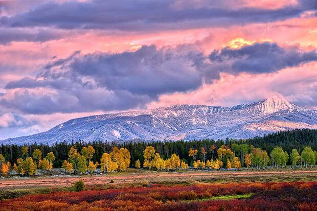 Фотография The Colors Of Fall автор Eamon Gallagher на 500px