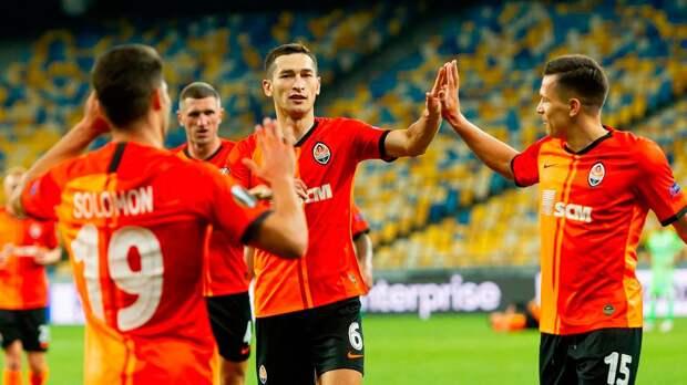 «Шахтер» повторил рекорд Лиги чемпионов, принадлежащий ЦСКА