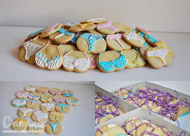 Варианты украшения печенья  к 23 февраля!