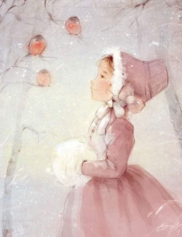 художник Екатерина Бабок иллюстрации – 18