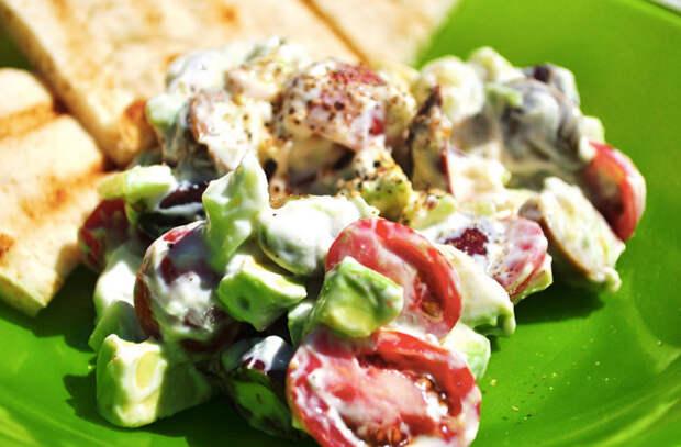 Заправки для салатов: всего 3 ингредиента и вкуснота готова