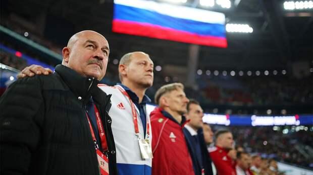 Черчесов вызвал в сборную России 27 футболистов перед матчами с Мальтой, Словенией и Словакией
