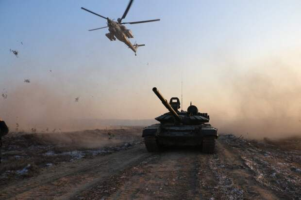 Источники CNN в Пентагоне: Россия готовит наземную операцию в Сирии