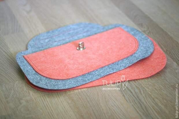 Дамская сумочка для укладки парашюта (Diy)