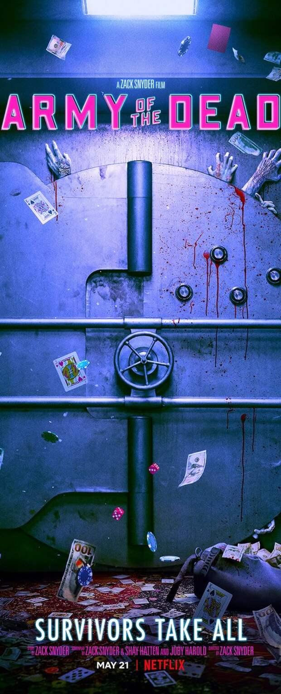 Новый трейлер к фильму «Армия мертвецов»