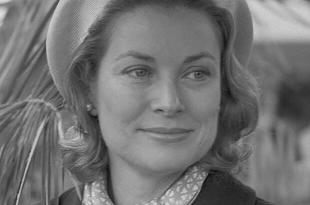 Грейс Келли, 1972 год.