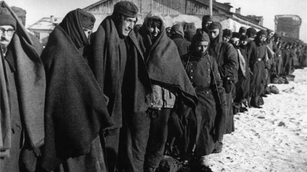 Эпическая зимняя экипировка немецких солдат в 1941-1942 годах