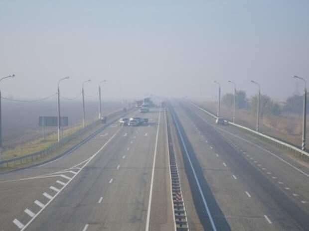 Два человека погибли в ДТП с участием 50 автомобилей на Кубани