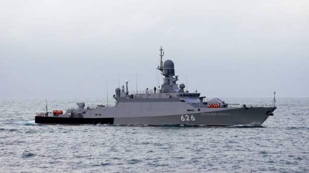 Москитный и гиперзвуковой: корабли проекта 21631 в контексте перевооружения ВМФ России