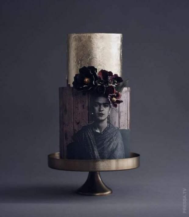 Не торты, а произведения искусства