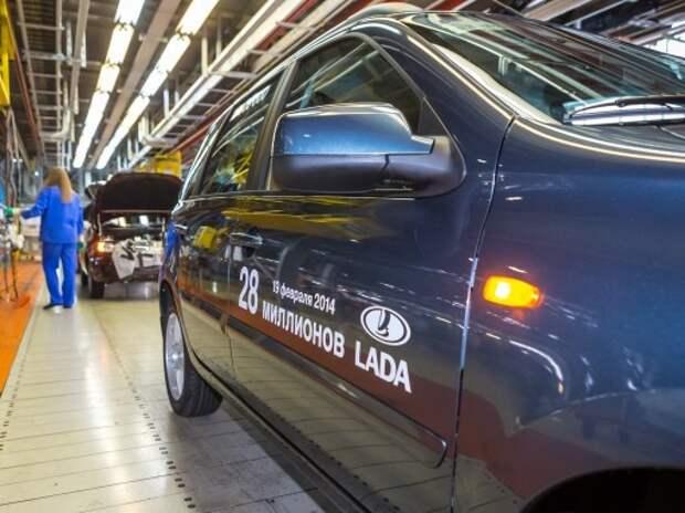 АВТОВАЗ призвал защитить автопром повышением ввозных пошлин