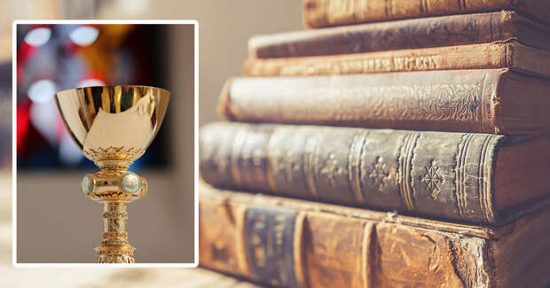 Ученые с помощью стариной рукописи выяснили, где находится Святой Грааль
