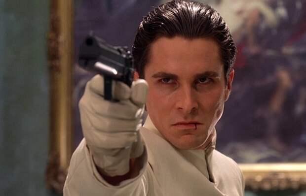 Из какого странного пистолета стрелял герой Кристиана Бейла в фильме «Эквилибриум»