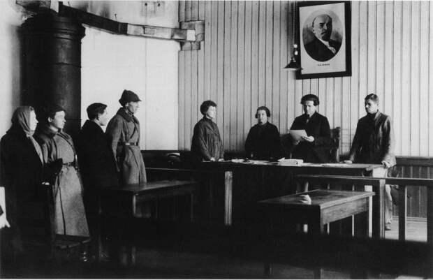 Московские тюрьмы начала 1920-х