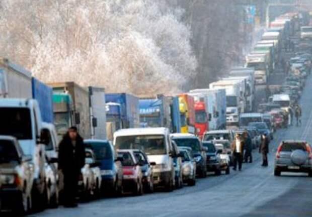 Белоруссия начинает блокировать транзит из Калининграда