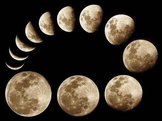 Лунный календарь с 8 по 14 мая