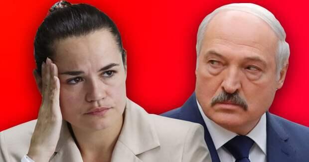 ⚡️ Кажется, Тихановская придумала, как свергнуть Лукашенко