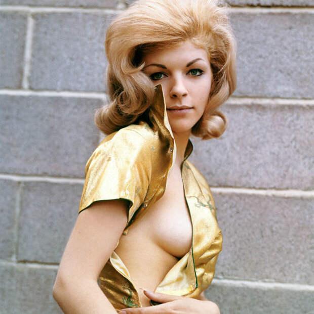 Сексуальные девушки 60-х годов с обложки Playboy