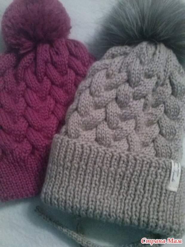 Пора утепляться к зиме. Вяжем теплые комплекты онлайн.