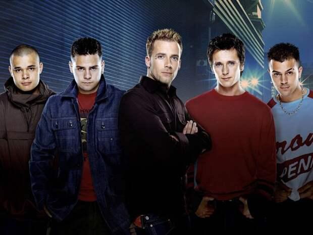 Популярные музыкальные группы 90-х