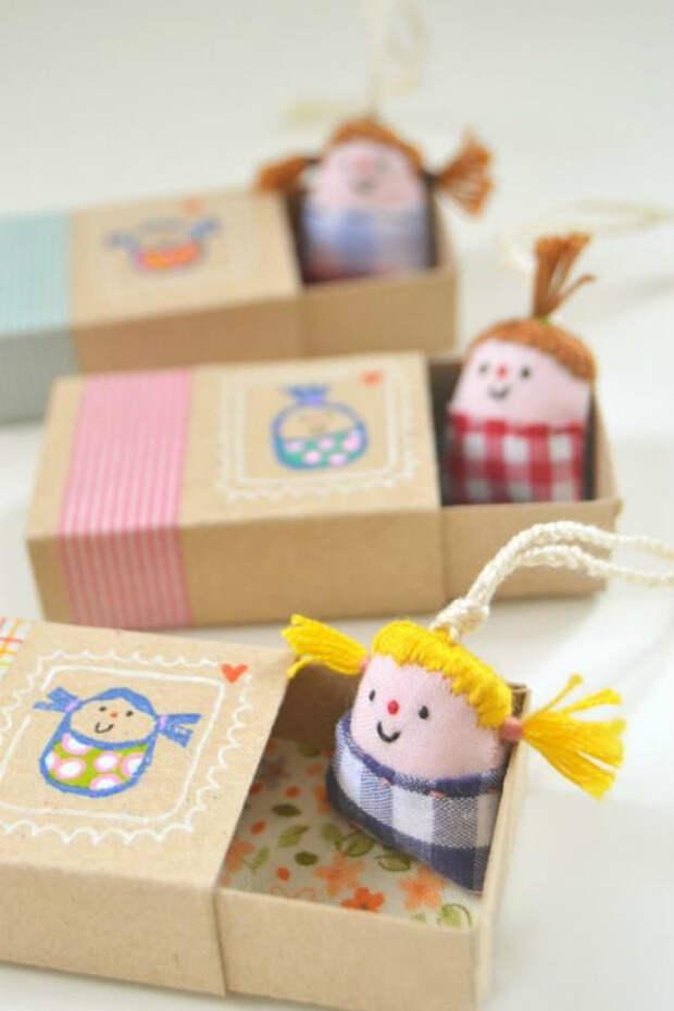 Секреты спичечного коробка: 30 идей для совместного творчества с детьми