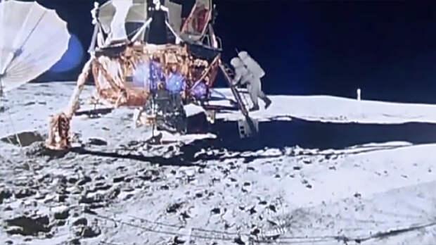 Главная тайна США. Что увидели американцы на Луне