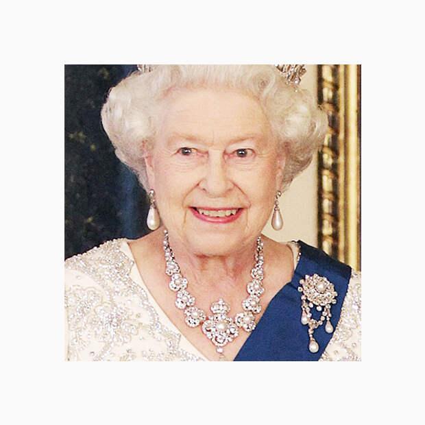 008 small Любимые броши британской королевы Елизаветы II