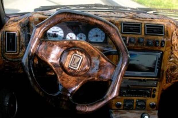 Тюнинг автомобиля. Психологический порог водителя
