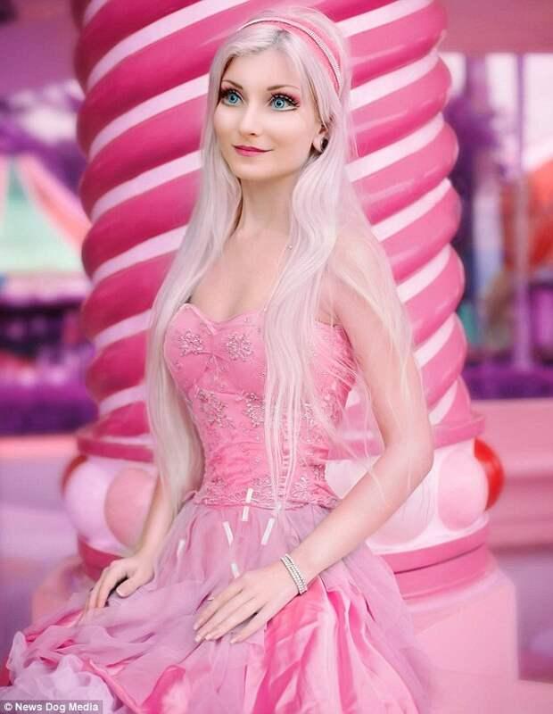 Бразильская кукла Барби