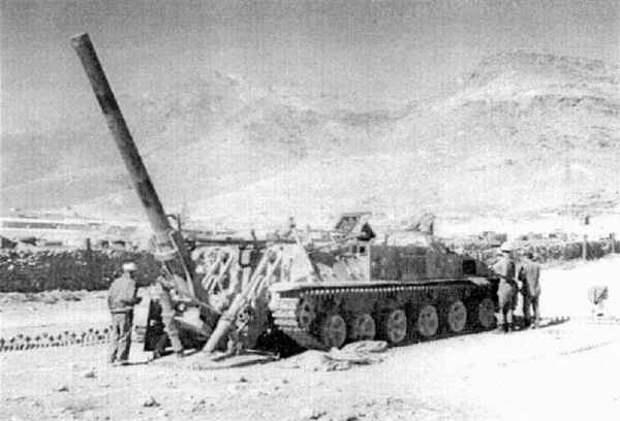 2С4 «Тюльпан»: против кого СССР применял самый мощный миномет в мире