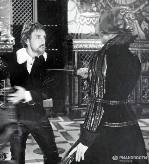 Два Дон Гуана Владимира Высоцкого.