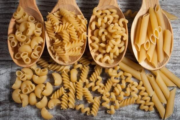 Классические макаронные изделия хранятся до 3 лет / Фото: attuale.ru