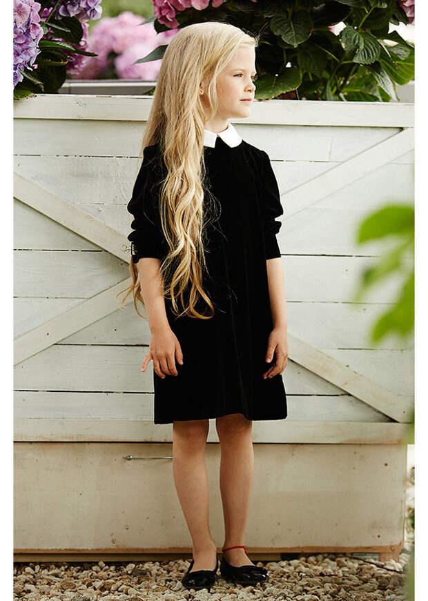 Осенняя коллекция для маленьких модниц от Alexander Terekhov