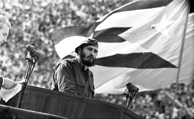Визит Фиделя Кастро в СССР в 1963 году