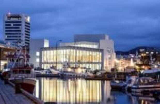 Город за Полярным кругом объявлен культурной столицей Европы