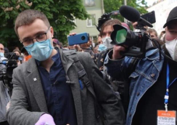 Радикала-убийцу Стерненко будут судить в Одессе