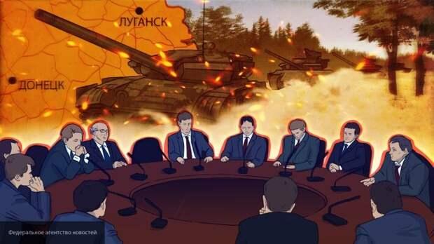 Стариков: Запад заставит Украину выполнить «Минск-2» по Донбассу