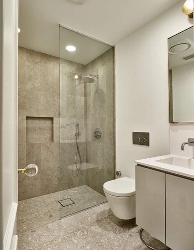 Модернизм Ванная комната by JRH Design+Build by Alair Homes
