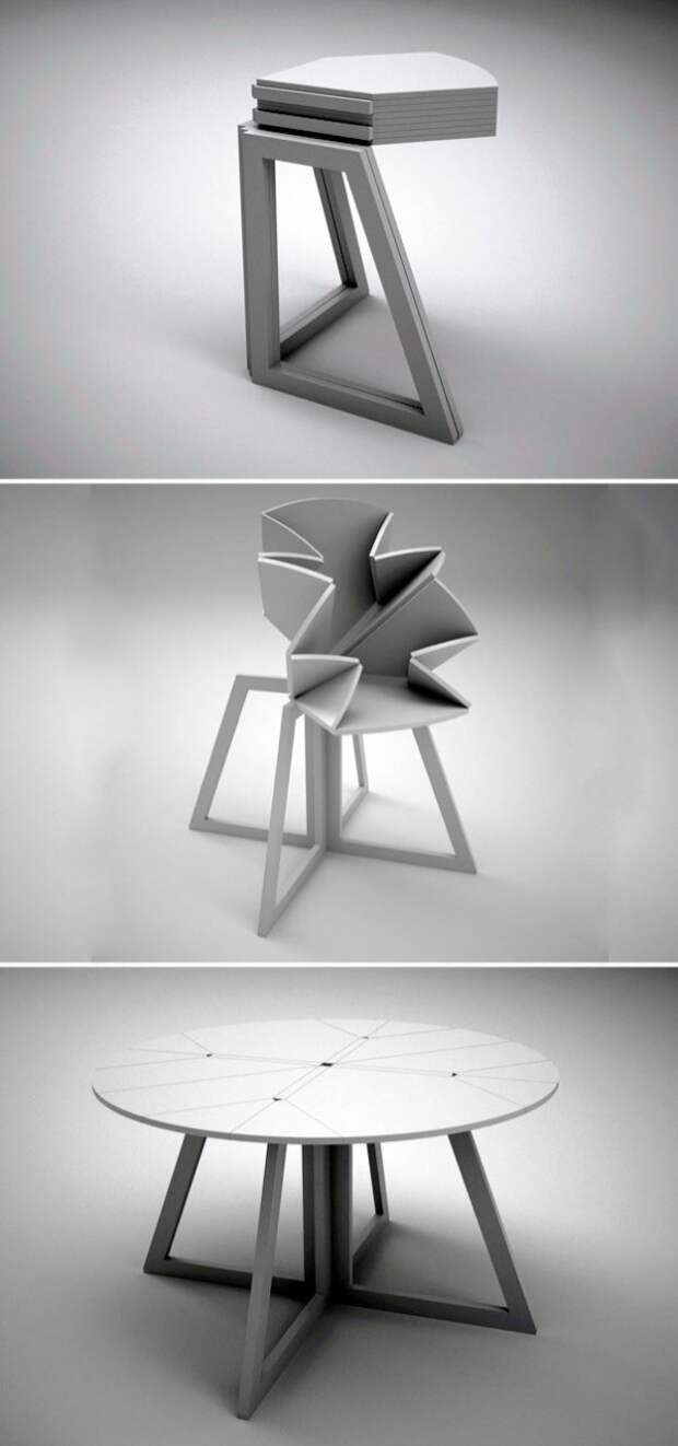 Столы-трансформеры (трафик)
