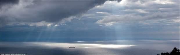 Панорамы крымской осени