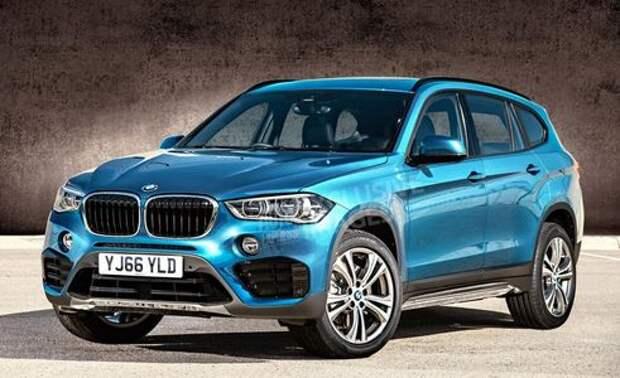 «Британские ученые» раскрыли тайну нового BMW X3
