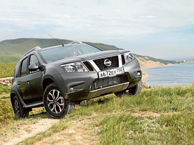 Nissan продлил программу утилизации на Almera, Sentra и Terrano