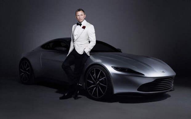 5 потенциальных автомобилей нового Джеймса Бонда