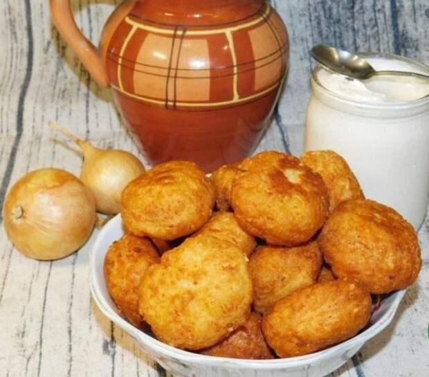 Картофельные пышечки. \ Фото: easyrecept.ru.