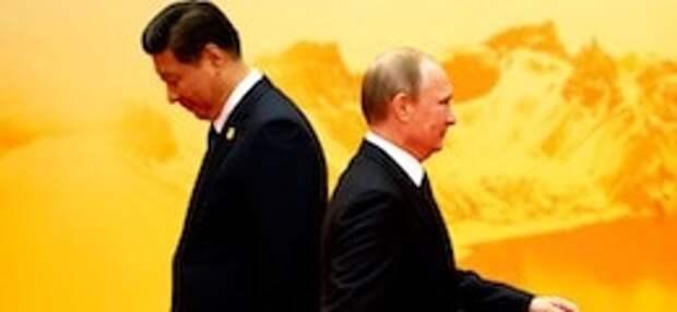 Китай срывает газовый контракт с «Газпромом»