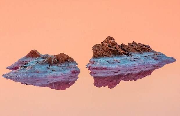 Каяшское озеро в Крыму, красивые фото